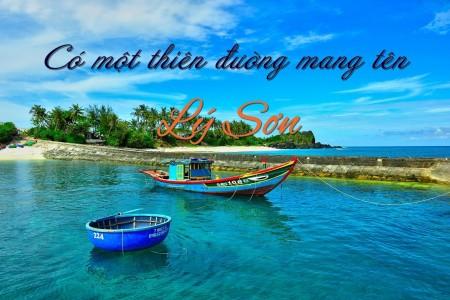 Biển đảo Lý Sơn - Vương quốc tỏi