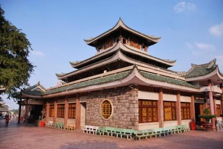 Châu Đốc - Núi Cấm - Rừng Tràm Trà Sư