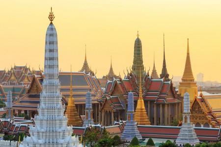 THAI LAN - BANGKOK - PATTAYA