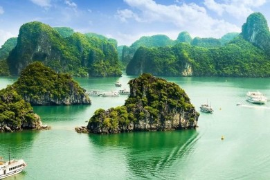 Hà Nội - Ninh Bình - Hạ Long (Chưa VMB)