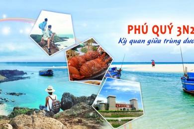 Đảo Phú Quý - Tàu cao tốc 5*