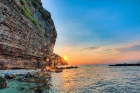 [Tàu hỏa] Thiên đường biển đảo Lý Sơn - Quy Nhơn - Kỳ Co - Eo Gió