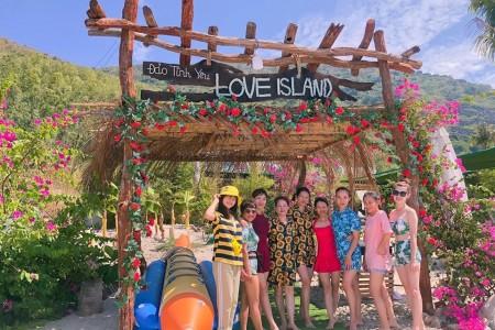 Nha Trang - Khoáng Bùn Trăm Trứng - KDL Bãi Dài - Vinpearl Land